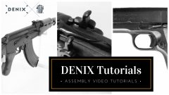DENIX - Be an expert - Video tutorials
