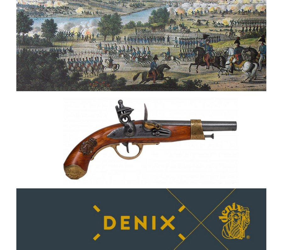 The guns and their history: Battle of Dresden.