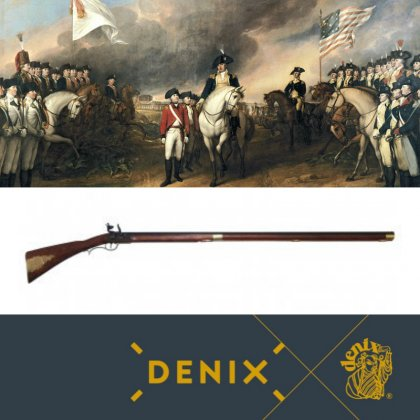 The guns and their history: Battle of Yorktown.