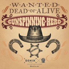 GUNSPINNING contest 2018 DENIX
