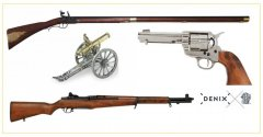 4 most famous guns in history