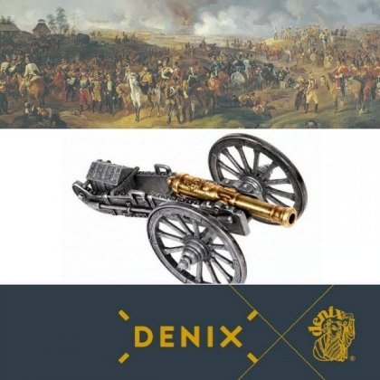 The guns and their history: Battle of Leipzig