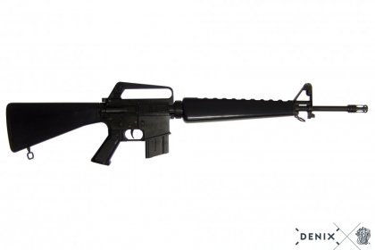 New video presentation: M16 ASSAULT RIFLE